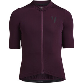 VOID Pure 2.0 Kurzarm Trikot Herren deep purple